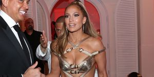 jennifer lopez naked dress