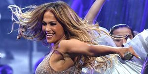 Jennifer Lopez In Concert - Las Vegas, NV