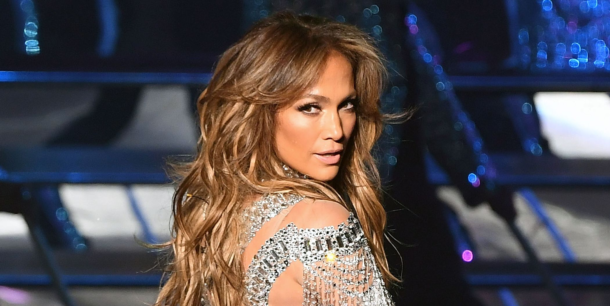 J.Lo Is Celebrating Her 50th Birthday in the Splashiest Way—and You Could Join Her
