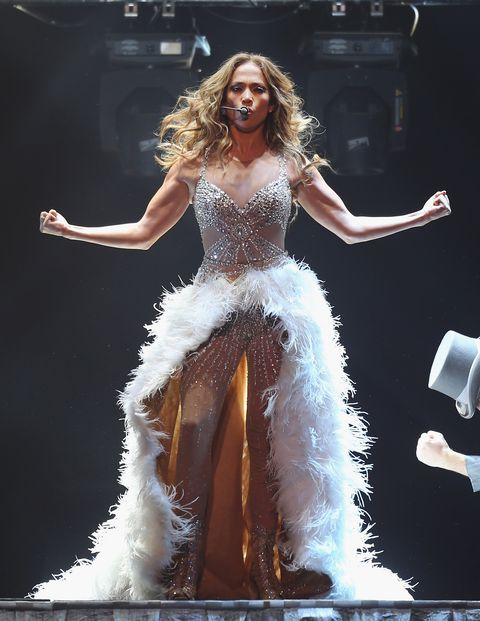 Jennifer Lopez Tour - Melbourne