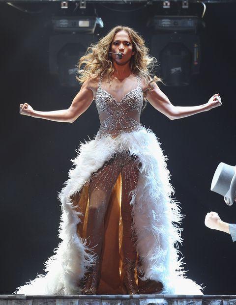 Jennifer Lopez Tour - Melbourne