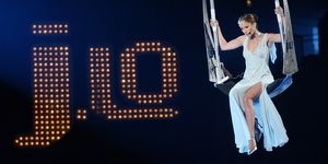 Jennifer Lopez in Concert airs Tuesday, November 20th on NBC at 8/7pm.  This is her first concert and network special, which was taped during a live concert in Puerto Rico on September 20th and 21st.
