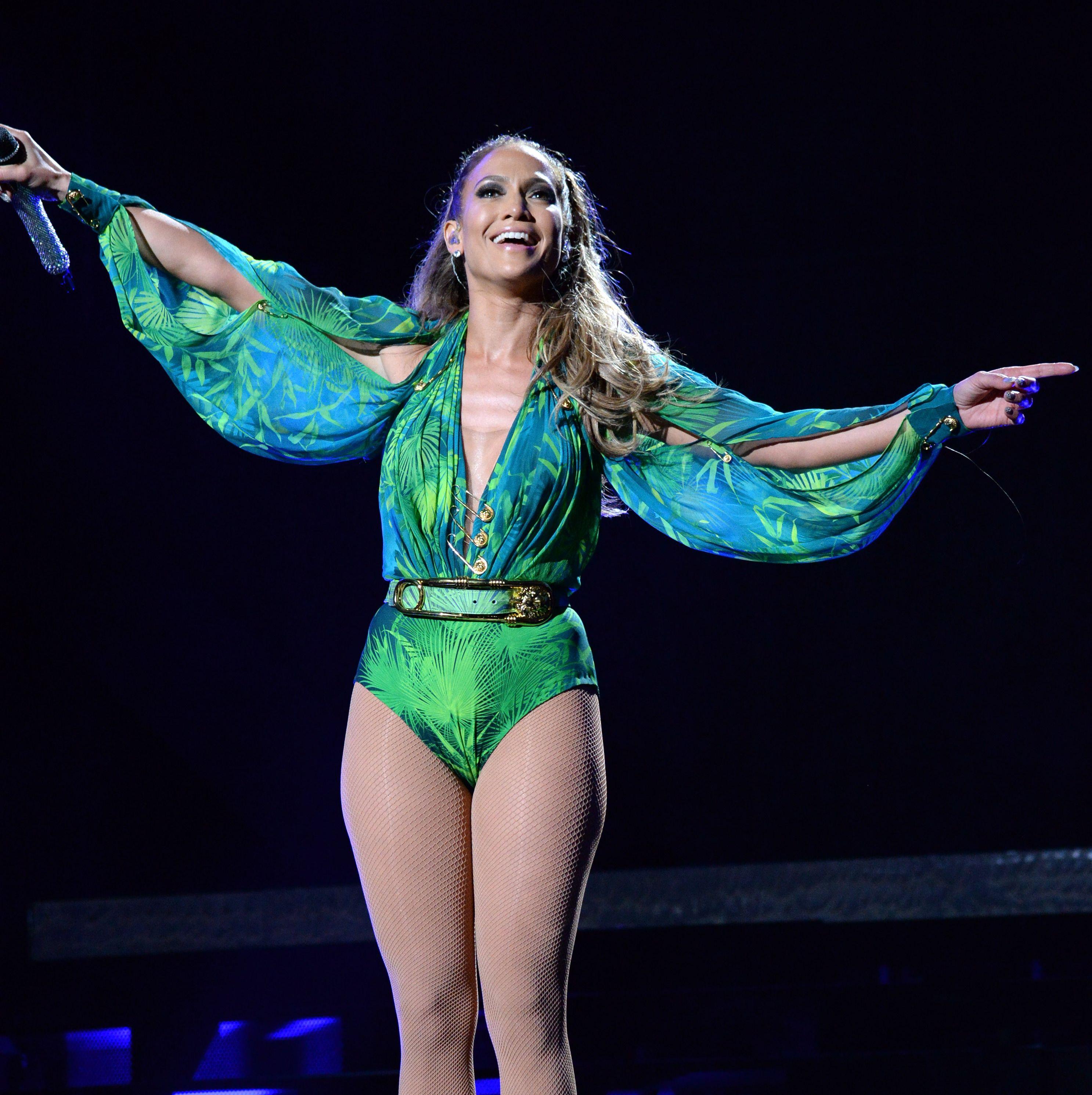 Jennifer Lopez Just Did the Mo...