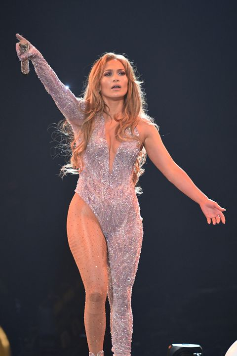 jennifer lopez in concert   inglewood, ca