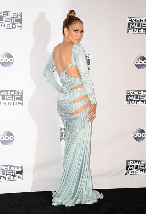 2015 American Music Awards - Press Room