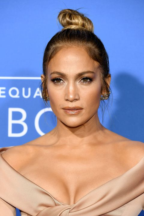 Jennifer Lopez skincare