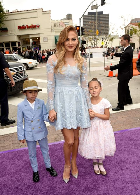 """premiere of twentieth century fox and dreamworks animation's """"home""""   red carpet"""
