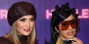 Jennifer López y Cardi B estreno 'Hustlers'