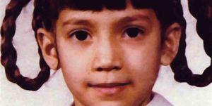 Jennifer Lopez de pequeña