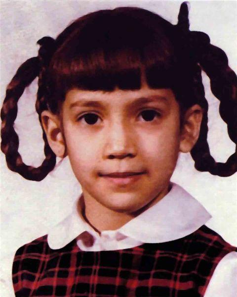 Resultado de imagen para jennifer lopez cuando era niña