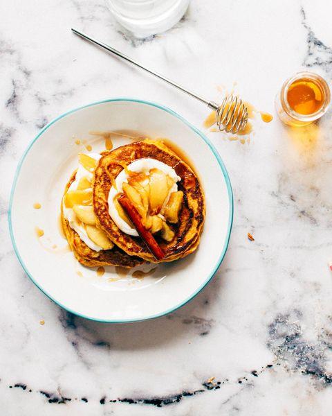 Dish, Food, Cuisine, Ingredient, Breakfast, Dessert, Pancake, Produce, Recipe, Frozen dessert,