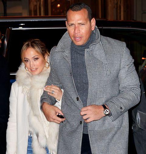 Jennifer Lopez cancela su boda con Alex Rodríguez