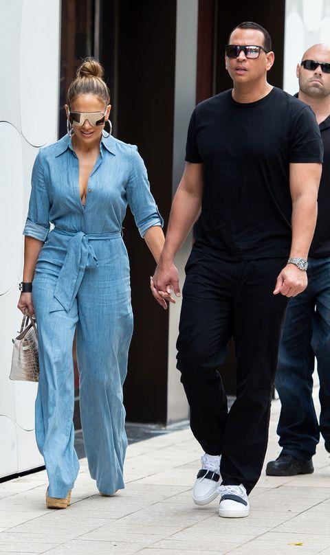 Jennifer Lopez cancela su boda con Álex Rodríguez