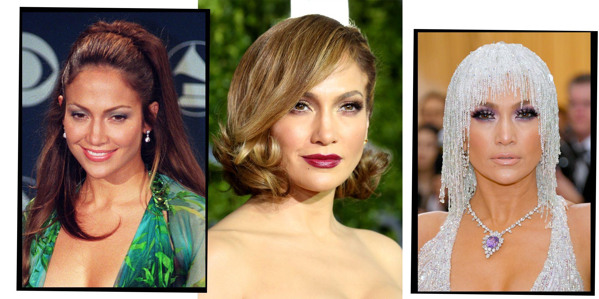 Every Time Jennifer Lopez Gave Us Noughties Beauty Realness