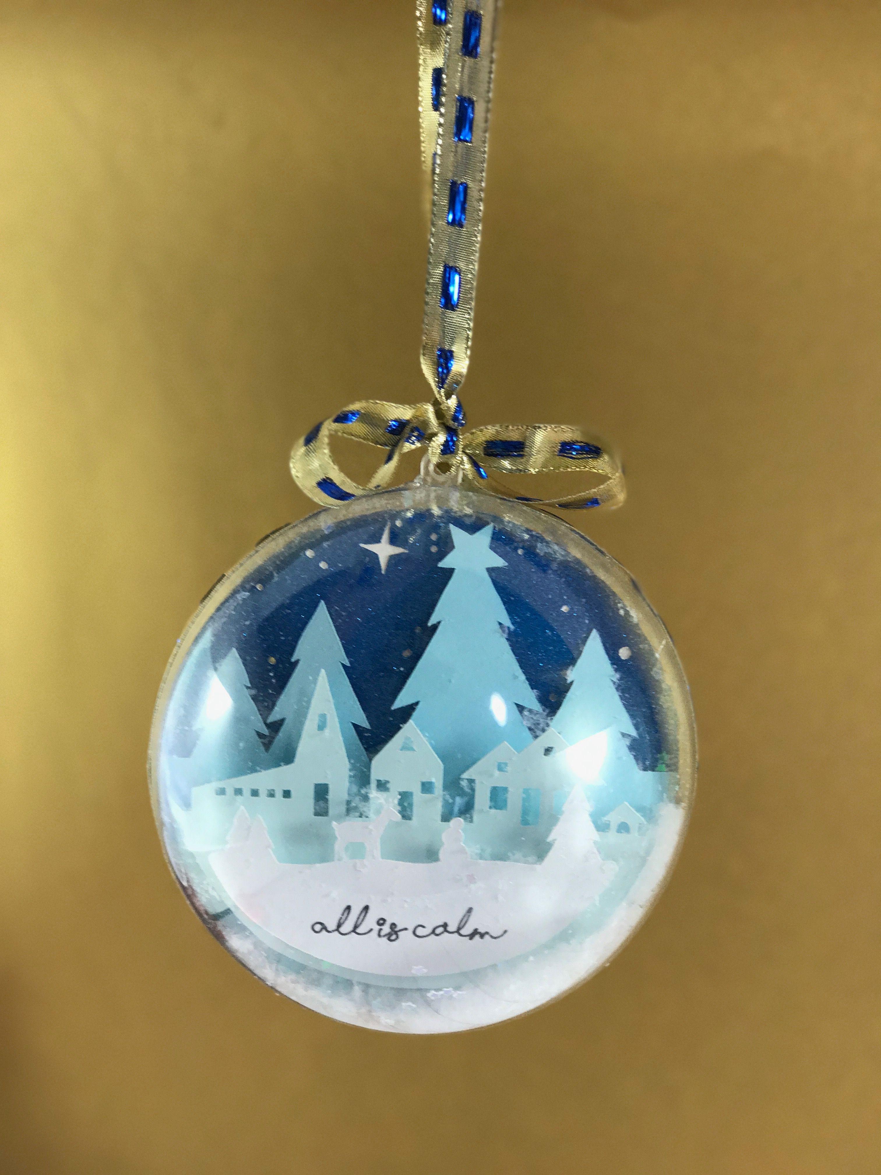 16 Diy Glitter Ornaments Easy Diy Glitter Christmas Ornaments