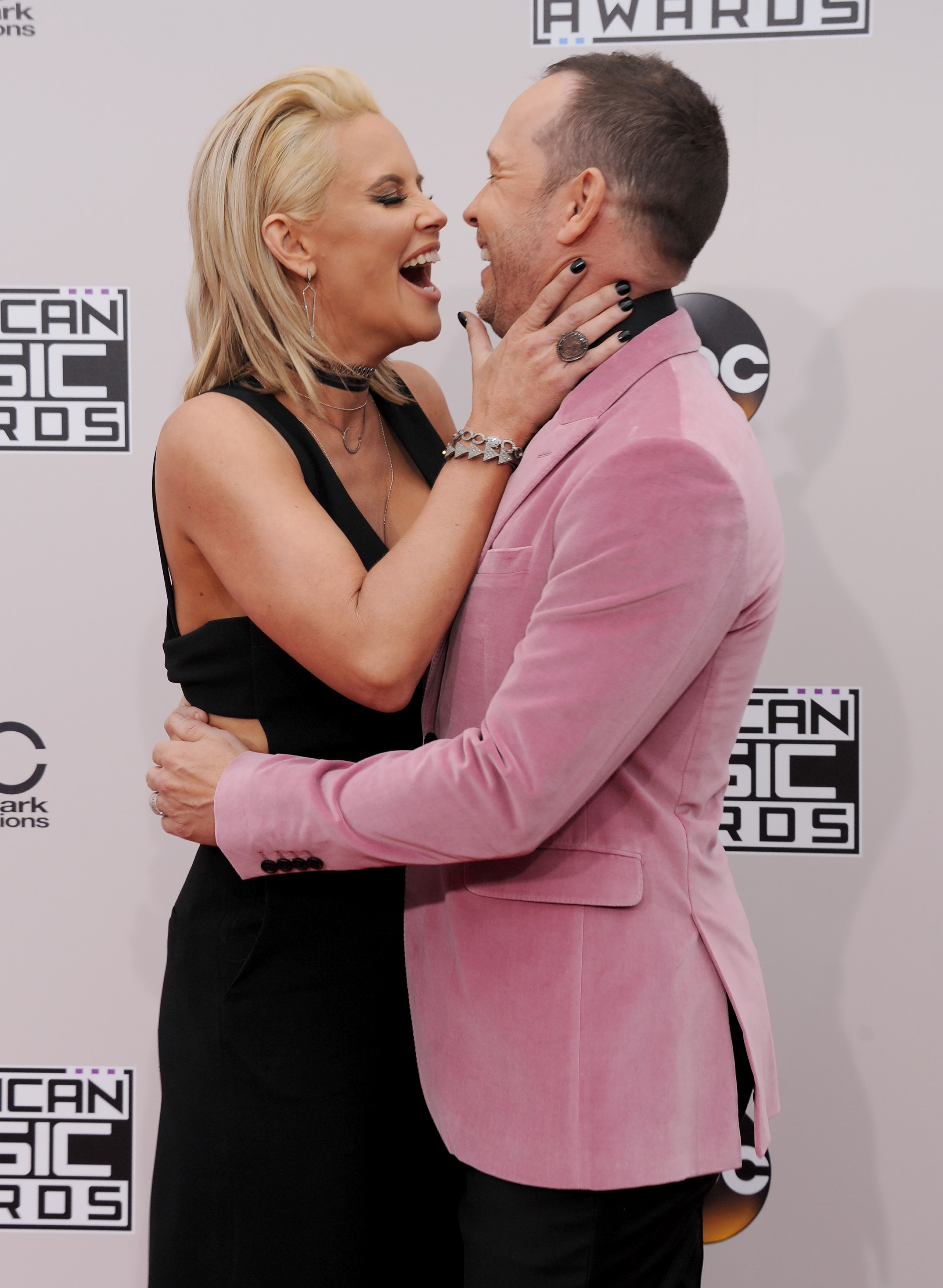 Donnie Wahlberg Planned the Most Outrageous Date for His Wife Jenny McCarthy
