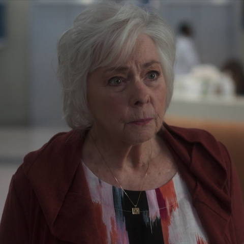 jenny o'hara - the good doctor season 3, episode 1