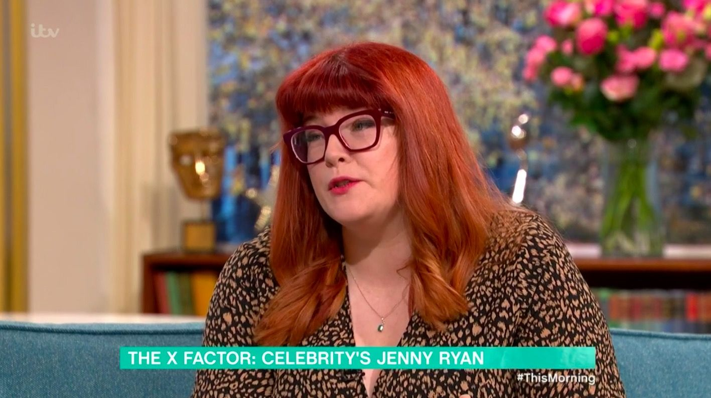 The X Factor star Jenny Ryan reveals whether judges admitted to making a mistake when she was asked back