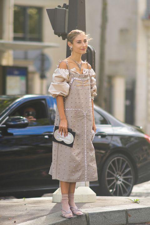 street style  day nine    paris fashion week   womenswear spring summer 2022