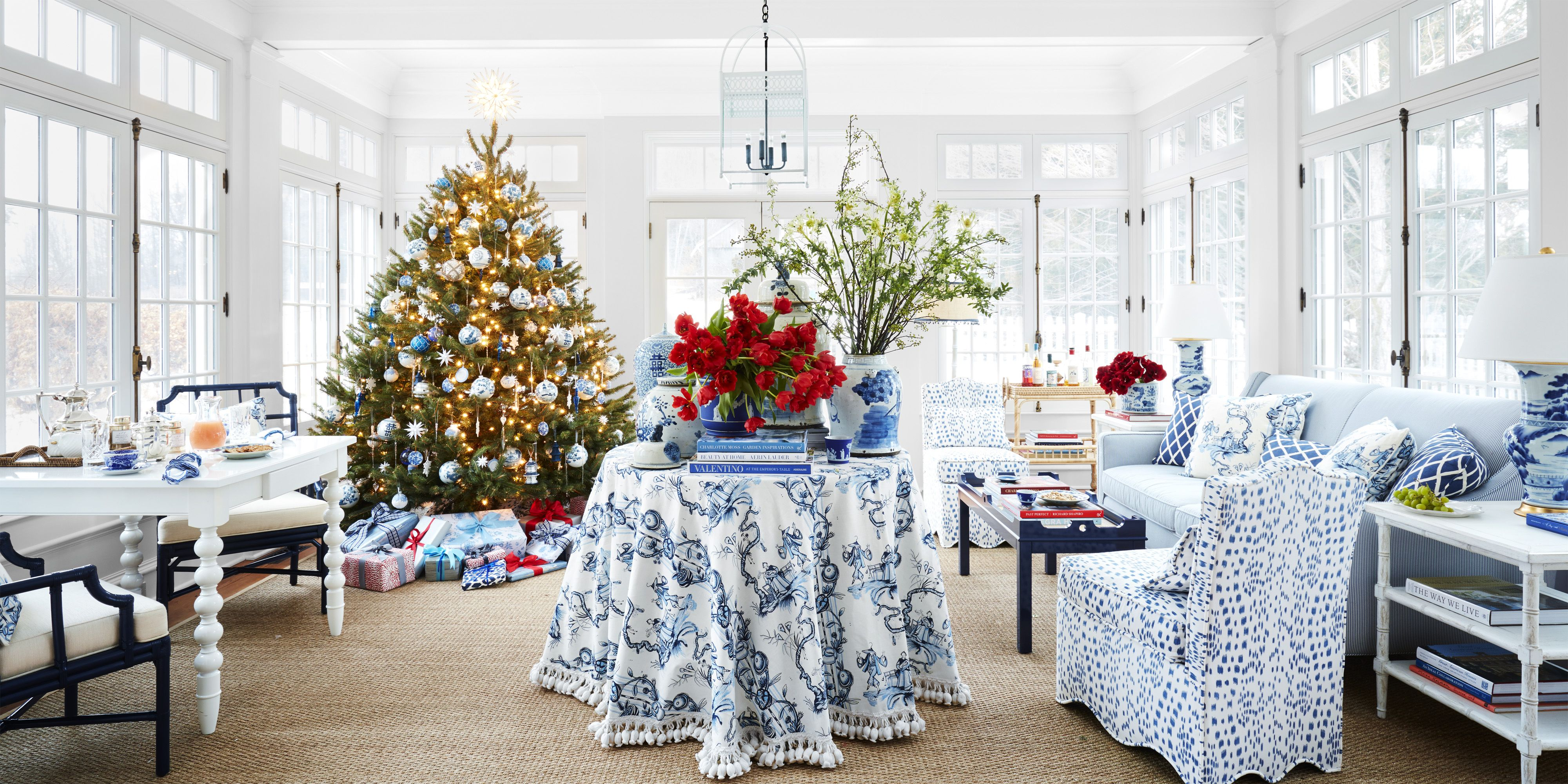 Jenny Wolf Christmas Living Room Part 98