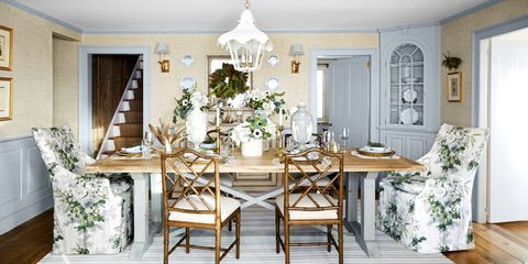 Jenny Wolf Connecticut Formal Dining Room