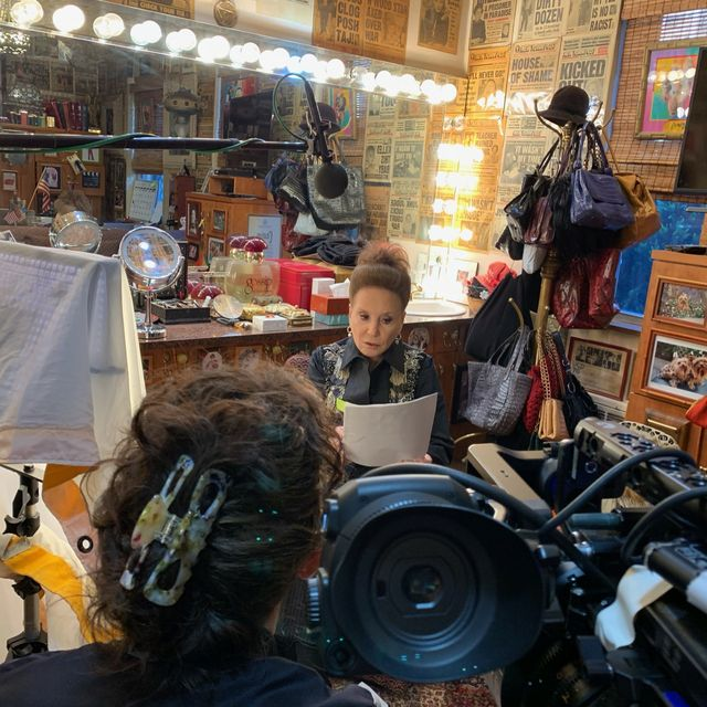 cindy adams gossip documentary series showtime