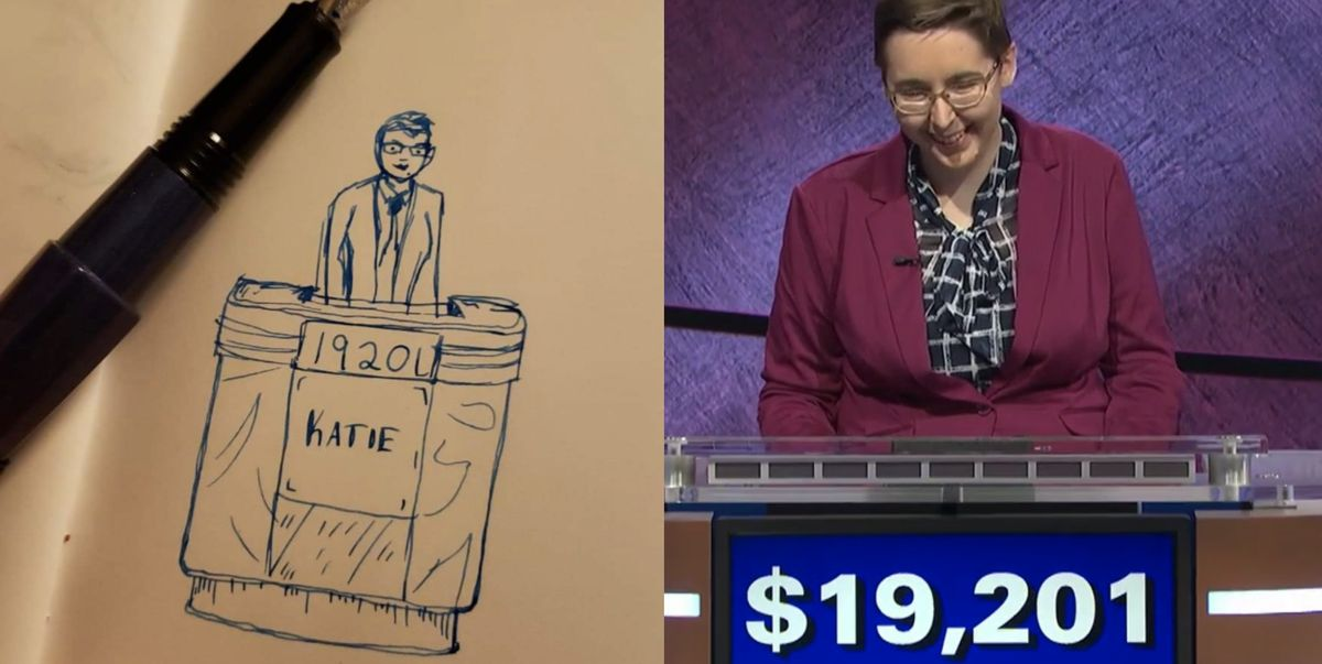 """'Jeopardy!' Fans Freak Out After a Champion Reveals """"Spooky"""" Detail About Her Episode"""