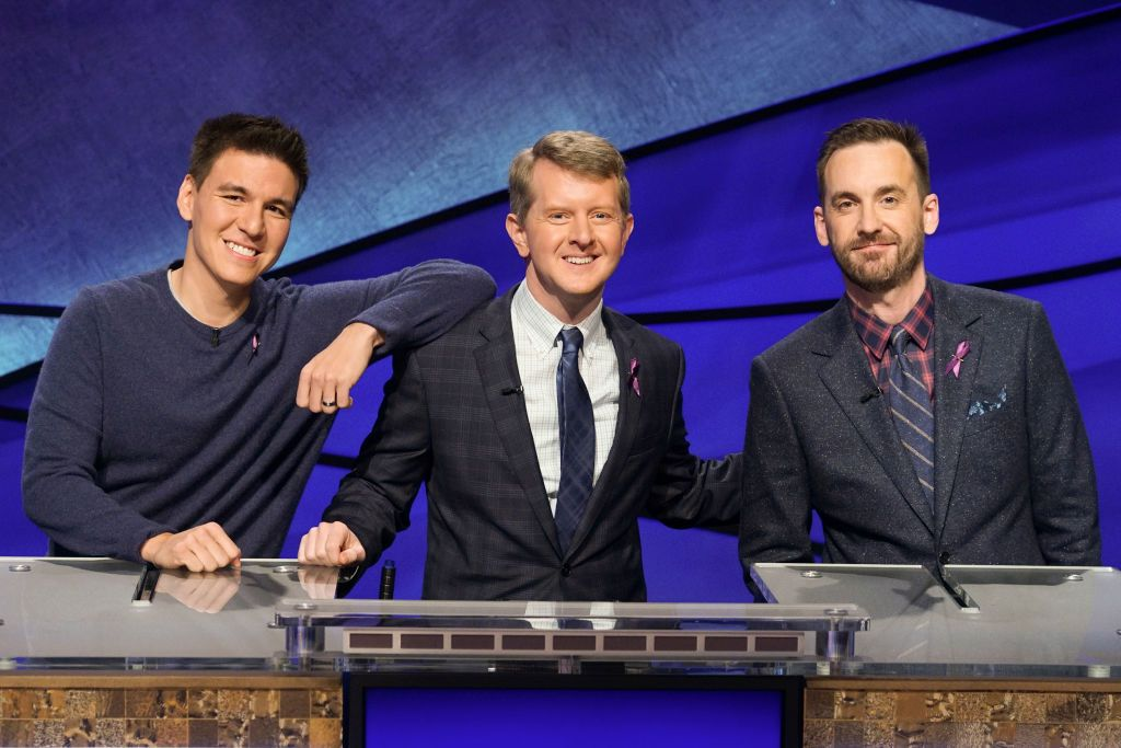 """'Jeopardy!:GOAT' Contestants Are """"Feuding"""" On Twitter, and It's Hilarious"""
