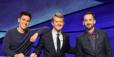 Jeopardy! Goat >> The Jeopardy Goat Contestants Twitter Feud Is Better