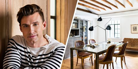 jeremiah brent s home office is every interior designer s dream