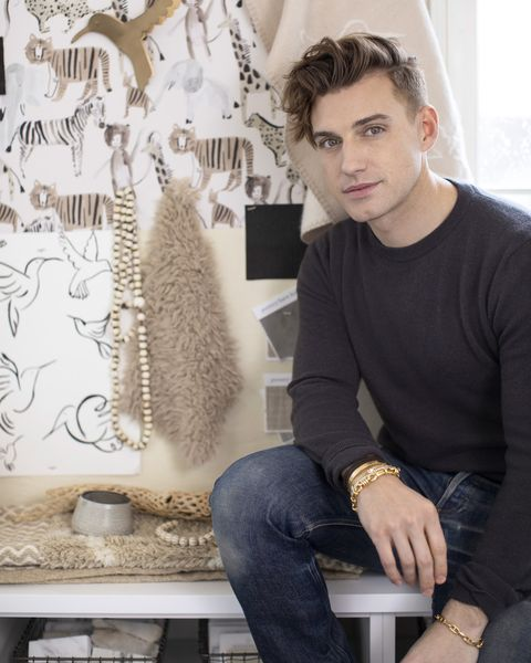 Jeremiah Brent Released A Nursery Collection With Pottery