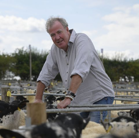 Jeremy Clarkson in Amazon Prime's I Bought A Farm