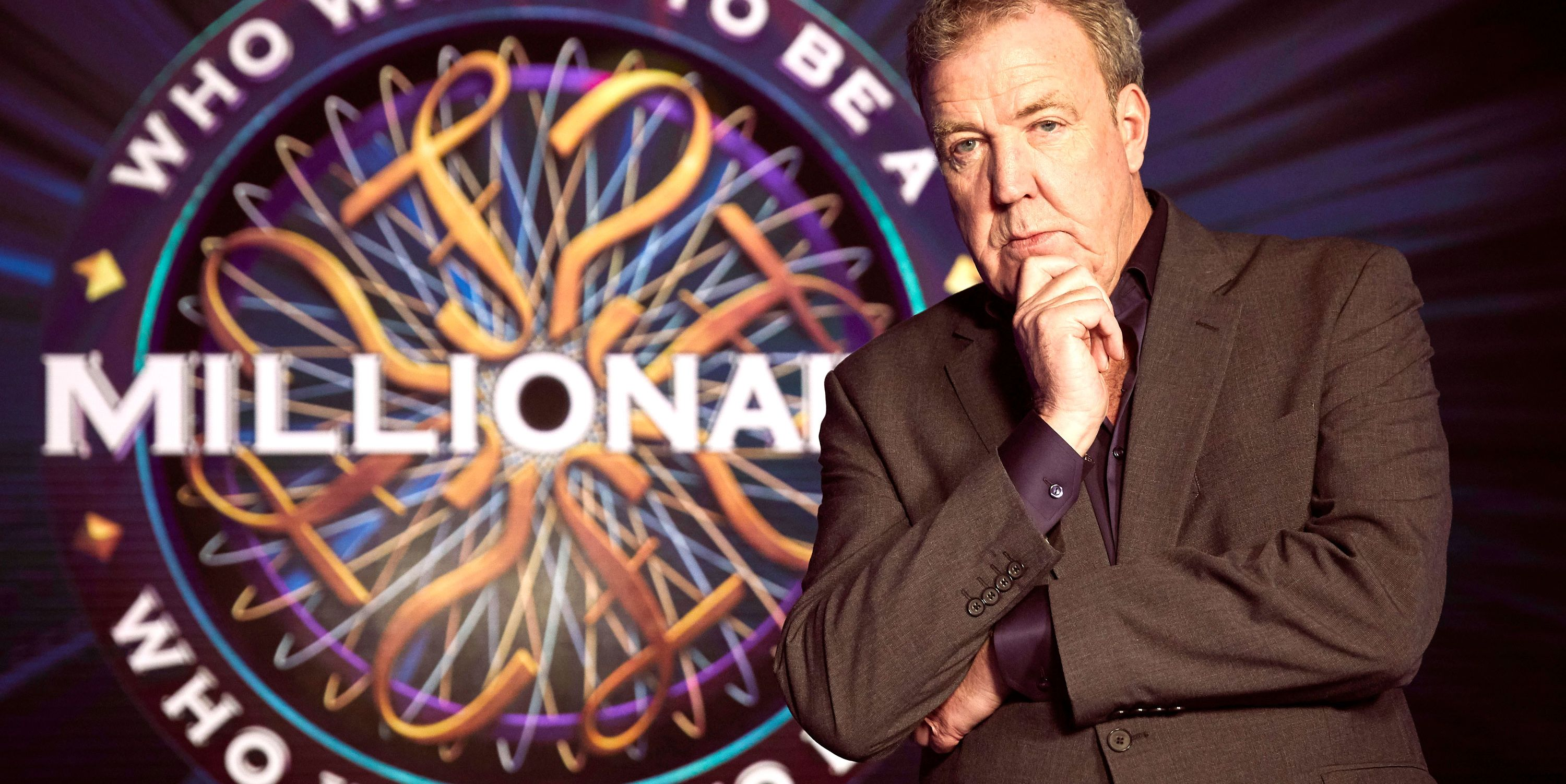 Jeremy Clarkson, Who Wants To Be A Millionaire