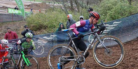 Jeremy Powers Focus CX Bike
