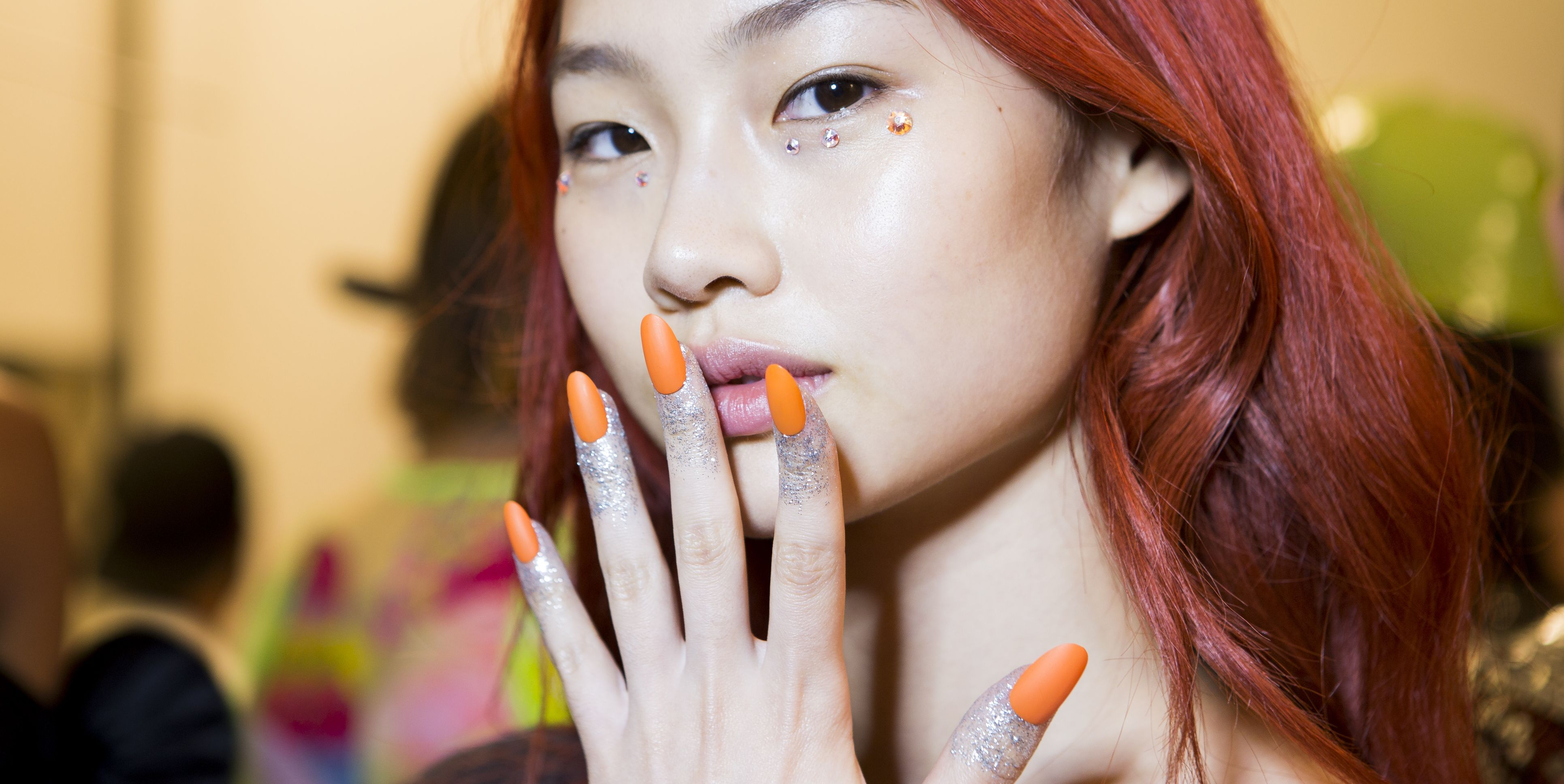 Spring 2018 Nails Trends Nail Art And Nail Trends For Spring