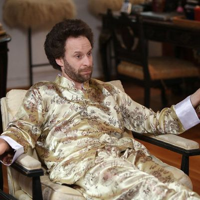 parks and recreation    the cones of dunshire episode 609    pictured jon glaser as councilman jamm    photo by tyler goldennbc
