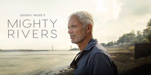 Jeremy Wade regresa a DMAX con dos nuevos programas: Grandes Ríos y Aguas Profundas.