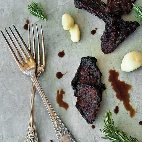 Balsamic Pork Jerky