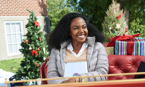 A Majestic Christmas.Who Is Jerrika Hinton Meet The Star Of Hallmark S A