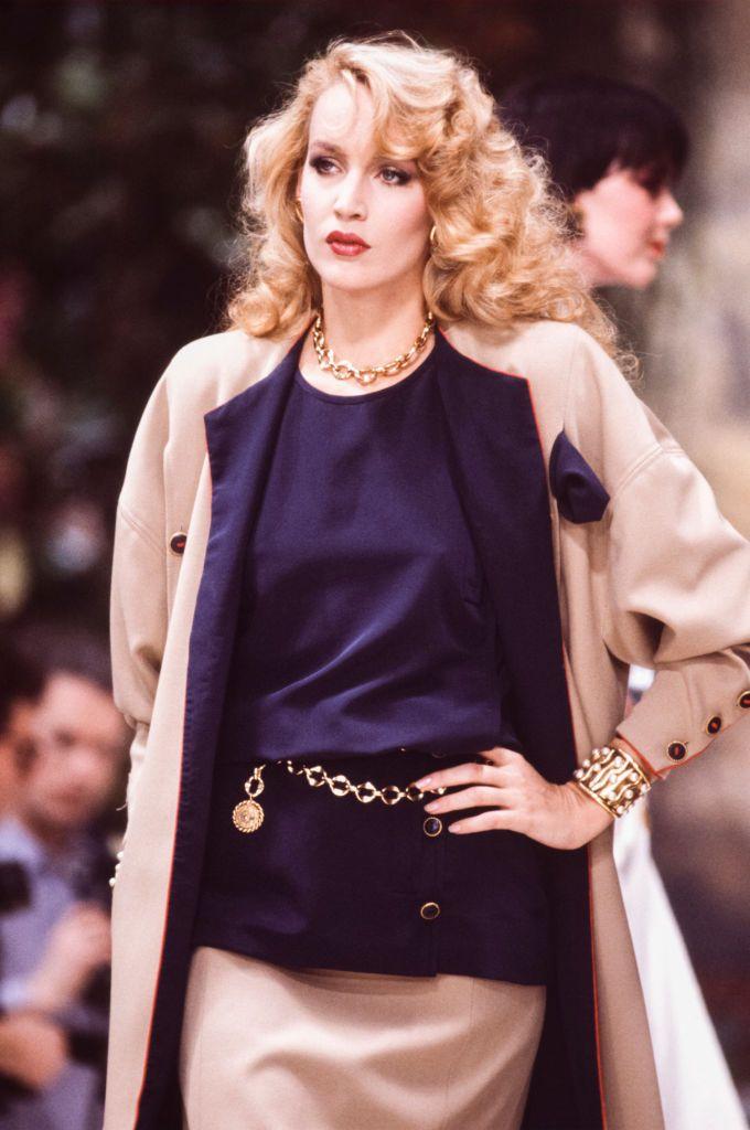 Défilé Chanel, Haute-Couture, Printemps-été 1985