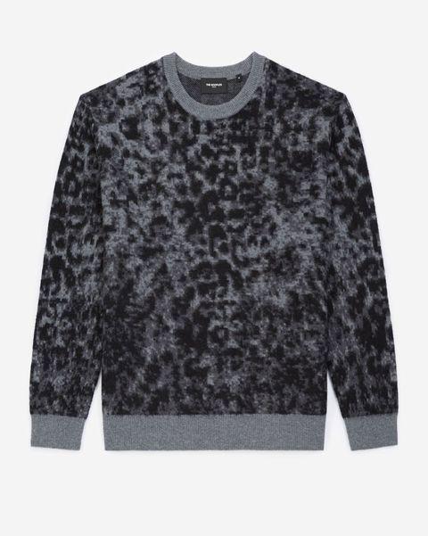 jersey leopardo gris the kooples