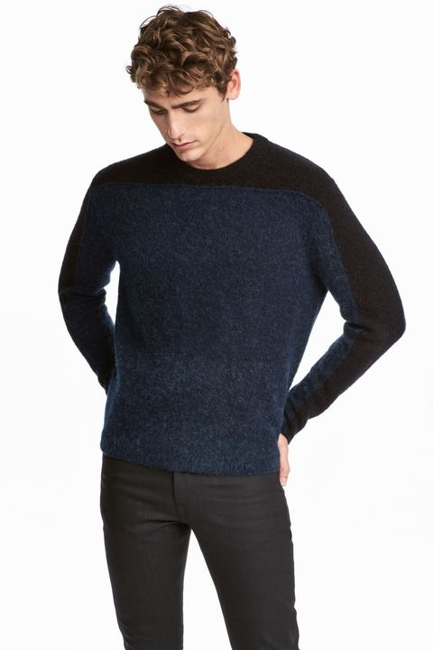 Jersey hombre low cost H&M