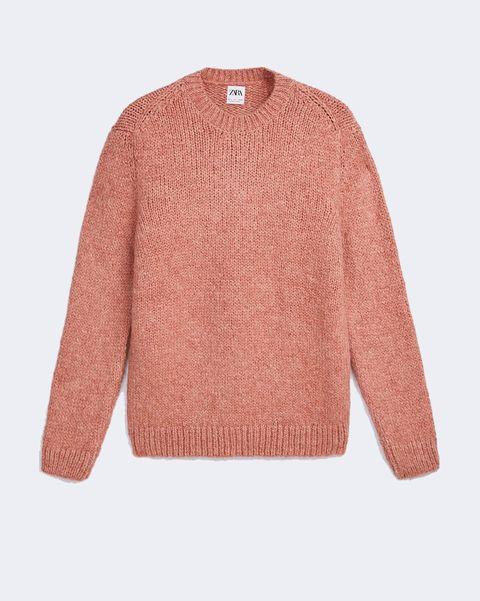jersey rosa zara