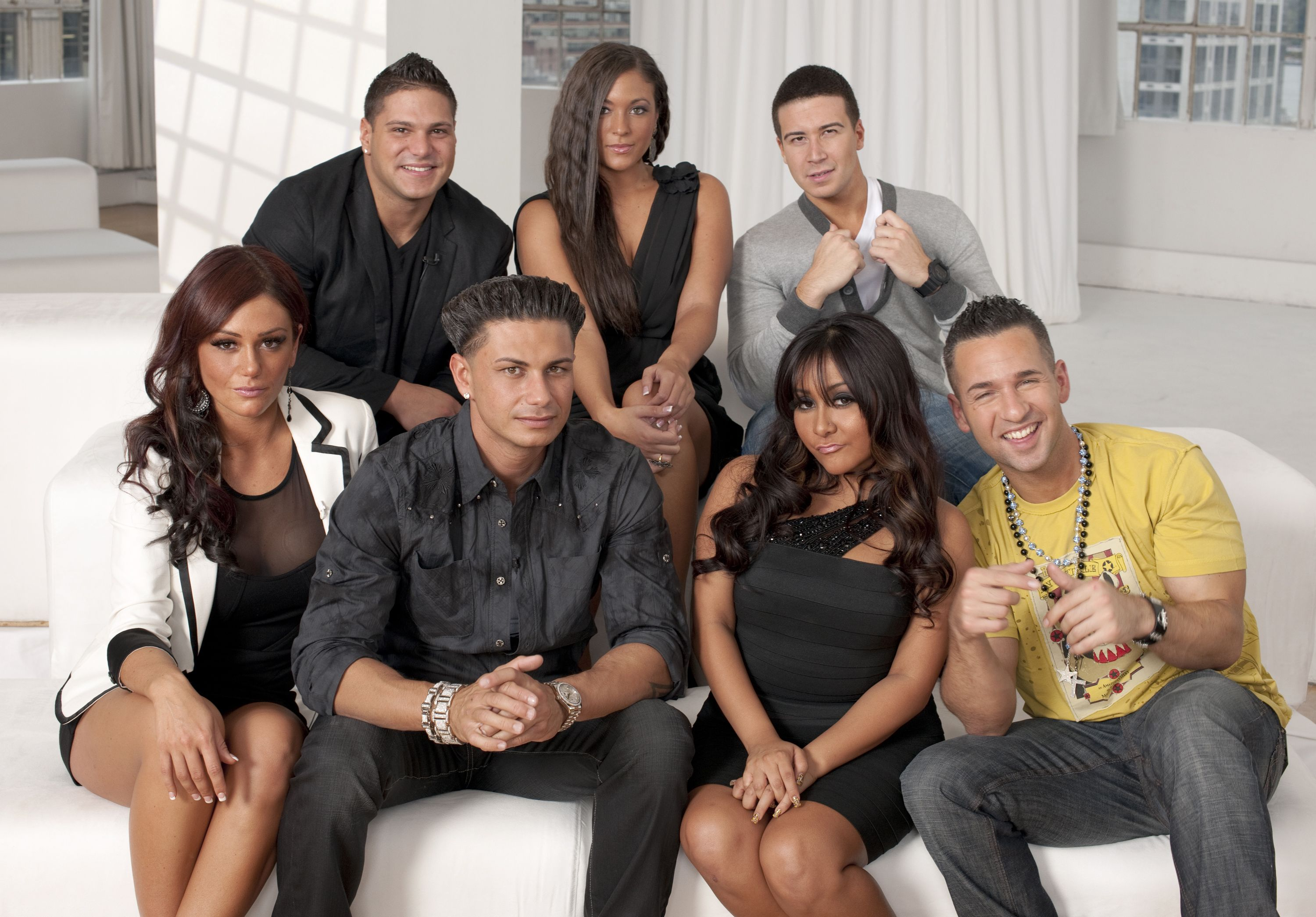 Angelina Jersey Shore Sexy jersey shore family reunion facts - 20 things you didn't