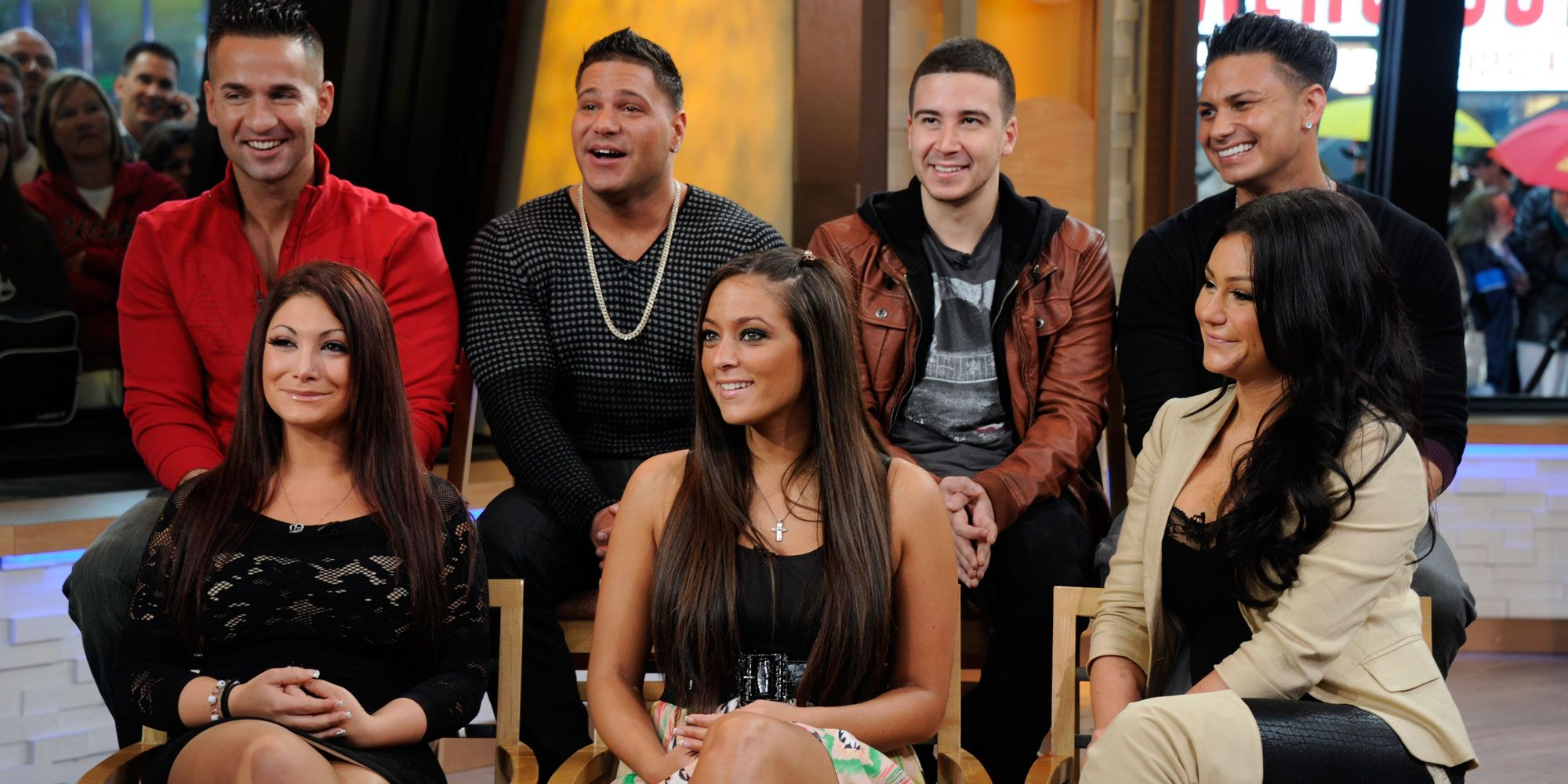 What Is the Jersey Shore Cast Doing Now - Snooki, JWoww, and Pauly ...
