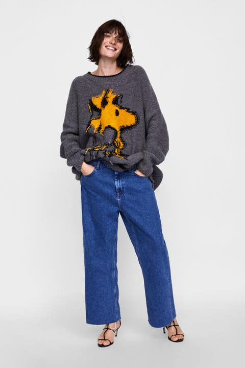 Jersey Snoopy Zara