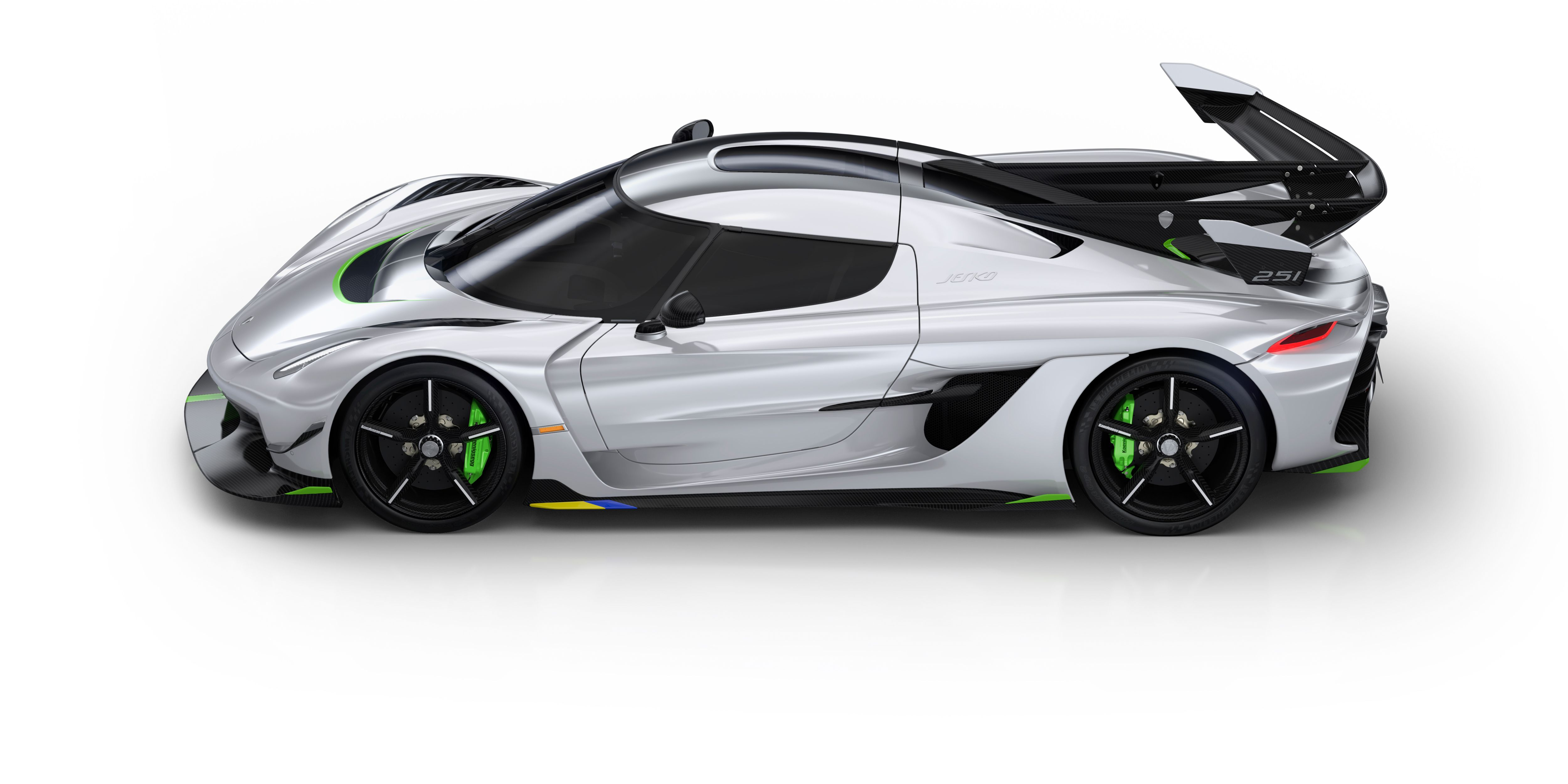 Here's How the Koenigsegg Jesko Makes 1600 HP and Passes Emissions