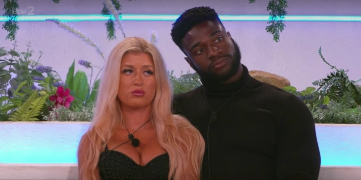 Love Island's Jess Gale wants Ched Uzor to move in with her and her twin sister Eve