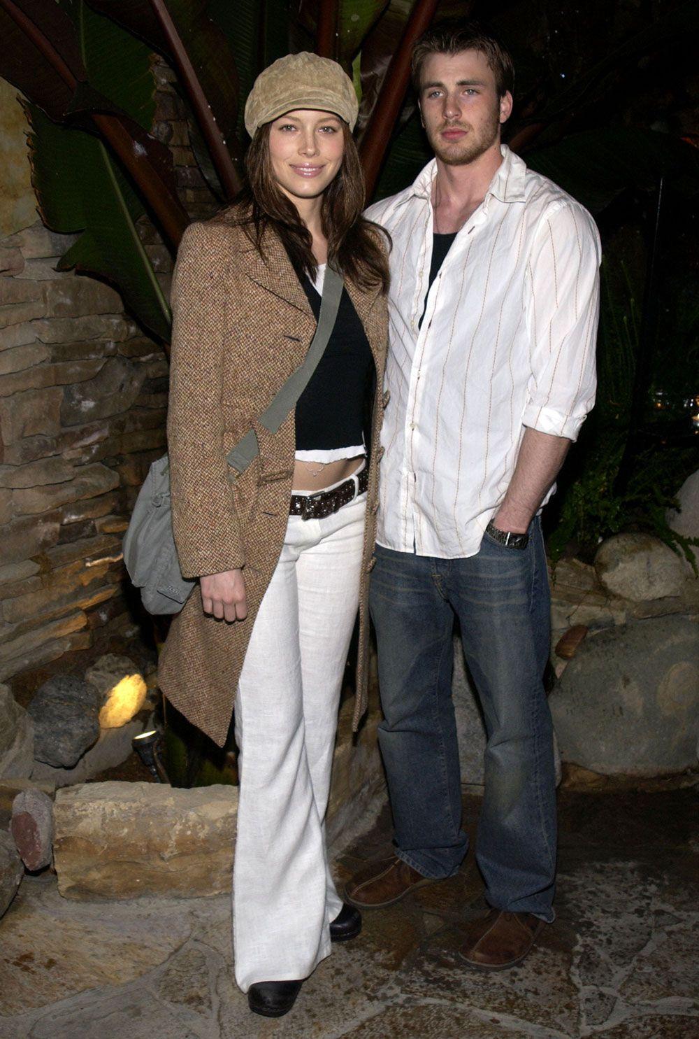 Jessica Biel dating WDW