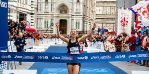 Piasecki wins Florence marathon